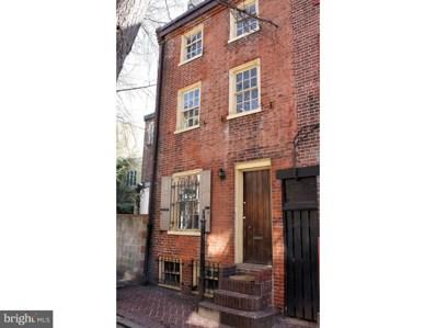 325 S Fawn Street, Philadelphia, PA 19107 - MLS#: 1000413842