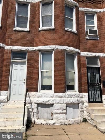 1916 North Avenue, Baltimore, MD 21217 - #: 1000413910