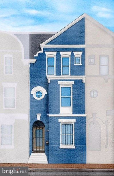 338 Elm Street NW, Washington, DC 20001 - MLS#: 1000414016