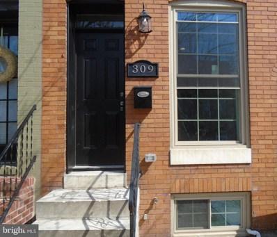 309 Collington Avenue, Baltimore, MD 21231 - MLS#: 1000414254