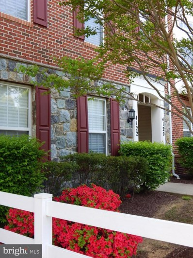 4120 Potomac Highlands Circle UNIT 12, Triangle, VA 22172 - MLS#: 1000414790