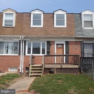 2755 Marbourne Avenue, Baltimore, MD 21230 - MLS#: 1000415192