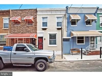 827 Watkins Street, Philadelphia, PA 19148 - MLS#: 1000416670