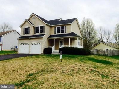 6832 Red Rose Village Drive, Fredericksburg, VA 22407 - MLS#: 1000417064
