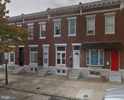 418 Linwood Avenue, Baltimore, MD 21224 - MLS#: 1000417232