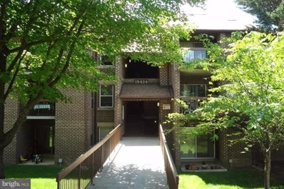 18424 Guildberry Drive UNIT 102, Gaithersburg, MD 20879 - MLS#: 1000417258