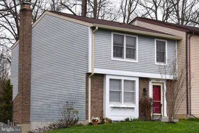 19640 Framingham Drive, Gaithersburg, MD 20879 - MLS#: 1000417394