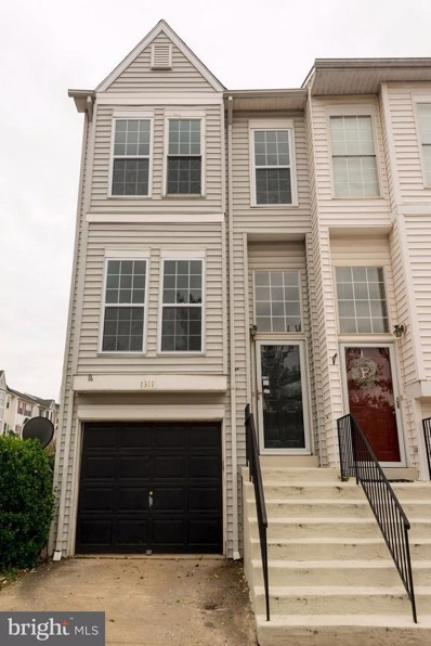 1311 Hampshire Drive UNIT 1A, Frederick, MD 21702 - MLS#: 1000417496