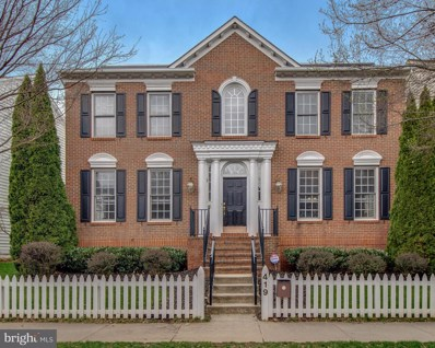 419 Lakelands Drive, Gaithersburg, MD 20878 - MLS#: 1000417964