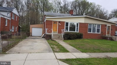 6423 24TH Place, Hyattsville, MD 20782 - MLS#: 1000418216