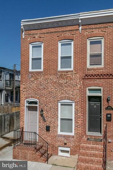 1272 Sargeant Street, Baltimore, MD 21223 - MLS#: 1000418468