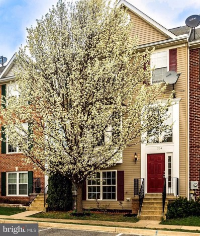 204 Timber View Court, Frederick, MD 21702 - MLS#: 1000418710