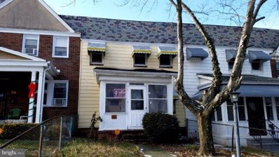 722 Allendale Street, Baltimore, MD 21229 - MLS#: 1000418808