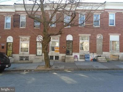 1825 Lafayette Avenue, Baltimore, MD 21213 - MLS#: 1000418850