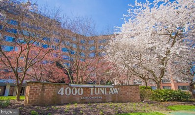 4000 Tunlaw Road NW UNIT 114, Washington, DC 20007 - MLS#: 1000419200