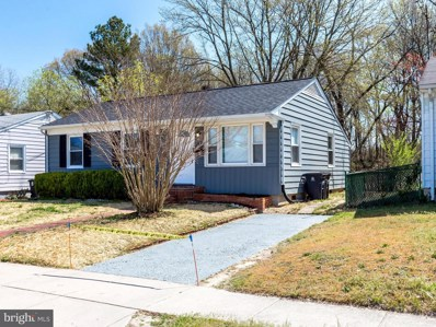 2606 Overdale Place, District Heights, MD 20747 - MLS#: 1000419318