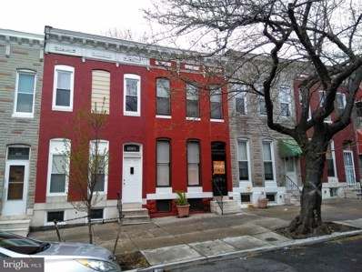 1632 Bond Street, Baltimore, MD 21213 - MLS#: 1000419908