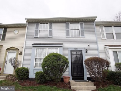 1807 Forest Park Drive, District Heights, MD 20747 - MLS#: 1000420654