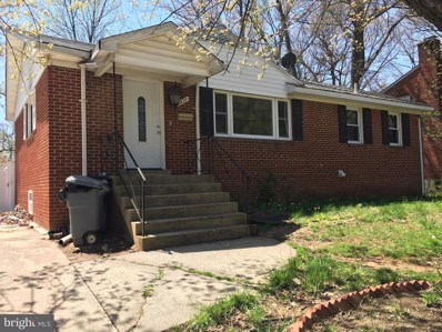 9611 Wellington Street, Lanham, MD 20706 - MLS#: 1000421256