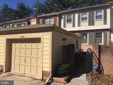 19728 Greenside Terrace, Montgomery Village, MD 20886 - MLS#: 1000421350