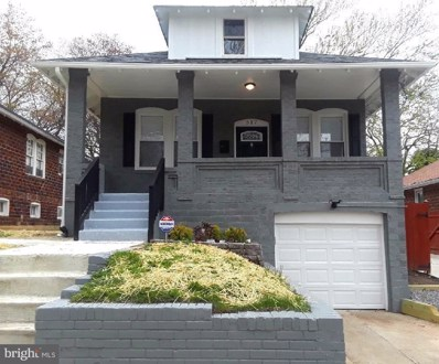 517 Opus Avenue, Capitol Heights, MD 20743 - MLS#: 1000421756