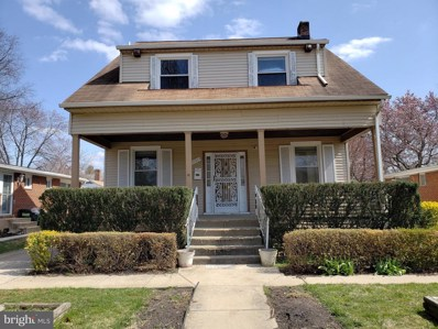 4001 Strathmore Avenue, Baltimore, MD 21215 - MLS#: 1000422004