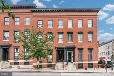 22 Madison Street E UNIT 16, Baltimore, MD 21202 - MLS#: 1000422012