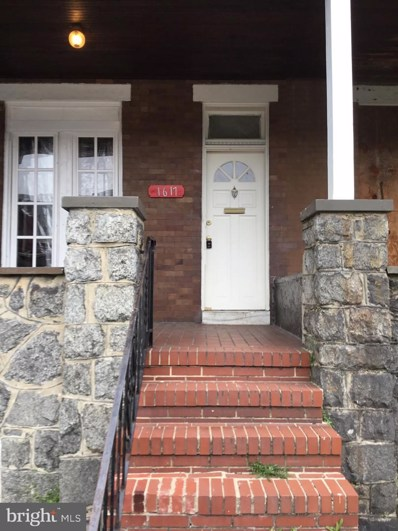 1617 Smallwood Street, Baltimore, MD 21216 - MLS#: 1000422948