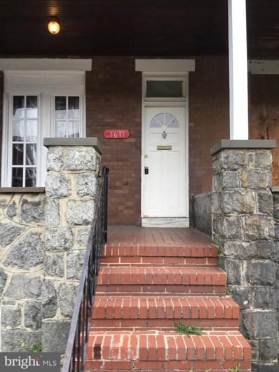 1617 Smallwood Street, Baltimore, MD 21216 - #: 1000422948