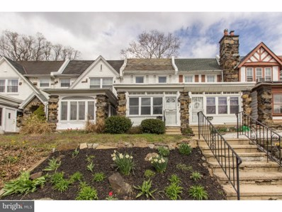 6459 Woodcrest Avenue, Philadelphia, PA 19151 - MLS#: 1000423570
