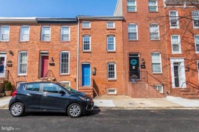 1516 William Street, Baltimore, MD 21230 - MLS#: 1000423636