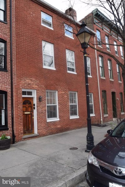 824 Bond Street UNIT A, Baltimore, MD 21231 - #: 1000423712