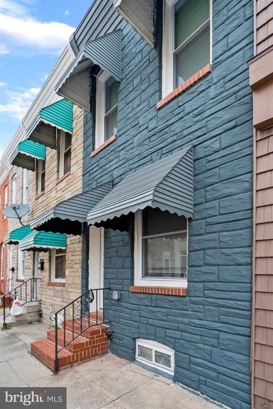 203 Port Street, Baltimore, MD 21224 - MLS#: 1000424782