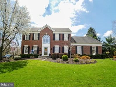 983 Countess Drive, Yardley, PA 19067 - MLS#: 1000424824