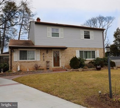 8413 Maymeadow Court, Baltimore, MD 21244 - MLS#: 1000425238