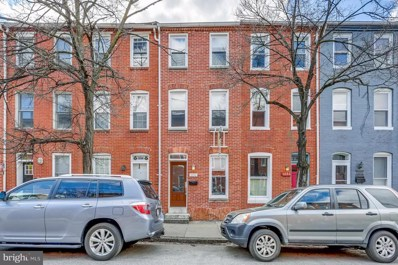 1256 Riverside Avenue, Baltimore, MD 21230 - MLS#: 1000425562