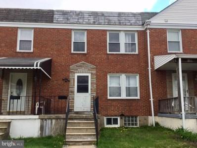 4103 Gladden Avenue, Baltimore, MD 21213 - MLS#: 1000426364
