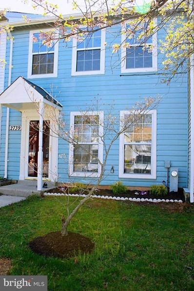 2739 Red Oak Lane, Glenarden, MD 20706 - MLS#: 1000426524
