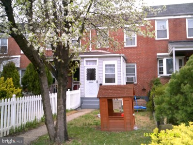 3583 Benzinger Road, Baltimore, MD 21229 - MLS#: 1000426810