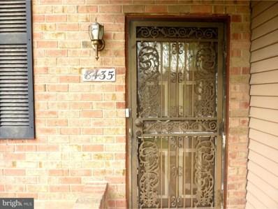 8435 Suffolk Place, Philadelphia, PA 19153 - MLS#: 1000427176