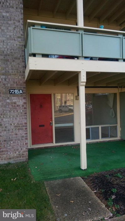 7215 Donnell Place UNIT AA-3, District Heights, MD 20747 - MLS#: 1000427386