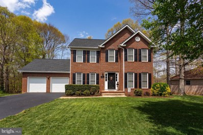 25 Ridge Pointe Lane, Fredericksburg, VA 22405 - MLS#: 1000428378