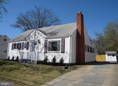 7502 Mason Street, District Heights, MD 20747 - MLS#: 1000428518