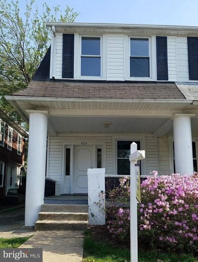 403 Charter Oak Avenue, Baltimore, MD 21212 - #: 1000428644