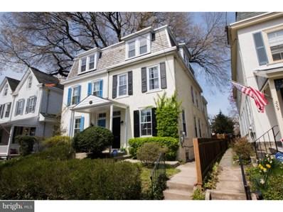 207 E Evergreen Avenue, Philadelphia, PA 19118 - MLS#: 1000429016