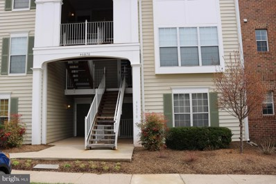 46878 Clarion Terrace UNIT 101, Sterling, VA 20164 - MLS#: 1000429020
