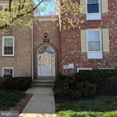 818 Quince Orchard Boulevard UNIT OP1, Gaithersburg, MD 20878 - MLS#: 1000429162