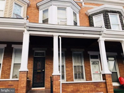 1809 Bentalou Street, Baltimore, MD 21216 - #: 1000429994