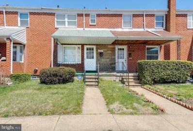 1031 Foxchase Lane, Baltimore, MD 21221 - MLS#: 1000431258