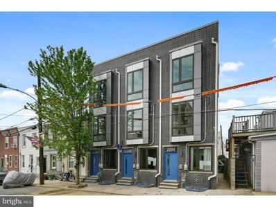 2204 E Albert Street, Philadelphia, PA 19125 - MLS#: 1000432324